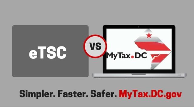 eTSC vs MyTax.DC v2