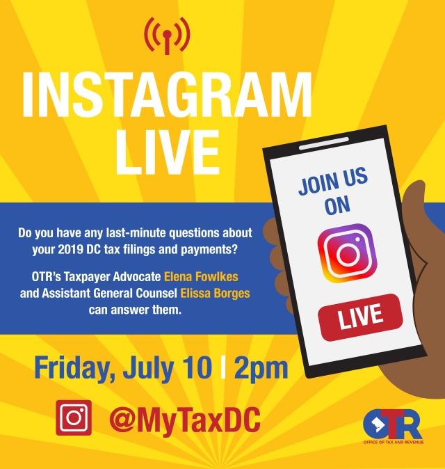 OTR_Live stream posts-instagram